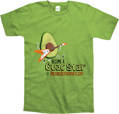 Guac Star (Lime Green)