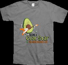 Guac Star (Smoke Grey)