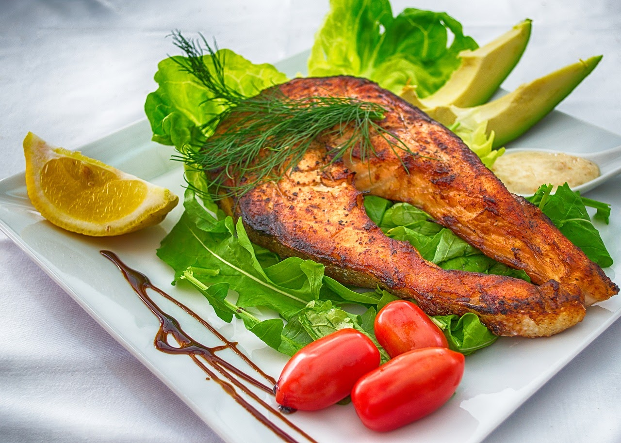 Organic Fish