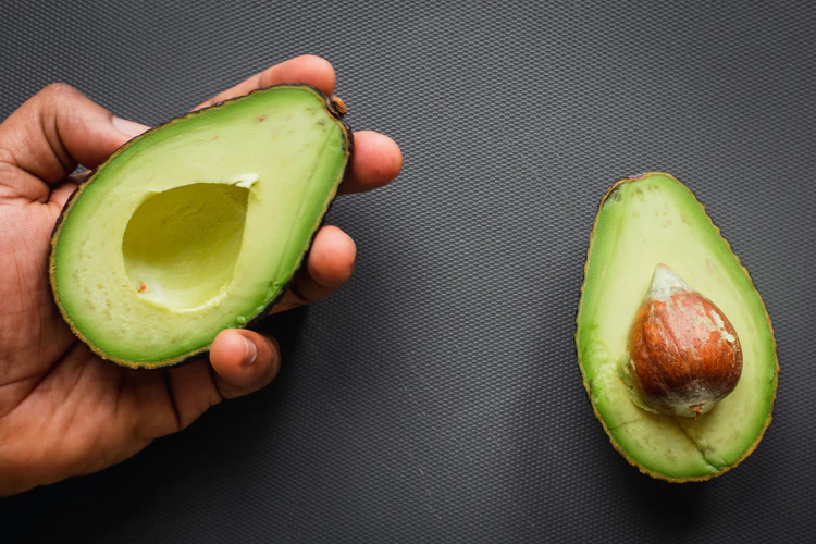 Fresh avocados for natural face mask recipe