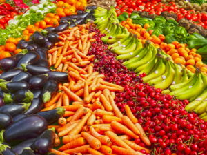fresh bulk produce