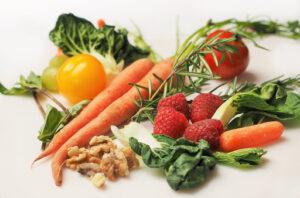 vegetarian and vegan diet health benefits