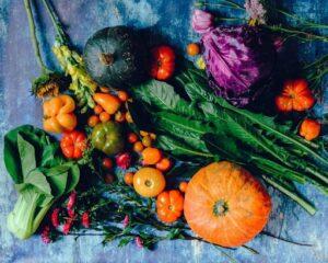 in season produce