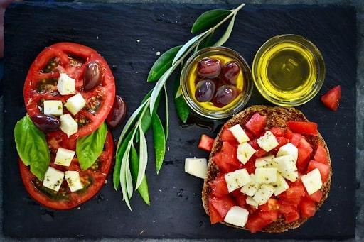 organic greek food