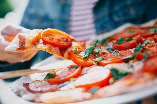 chicago's best organic pizza