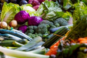 Supergreens add color and nutrition