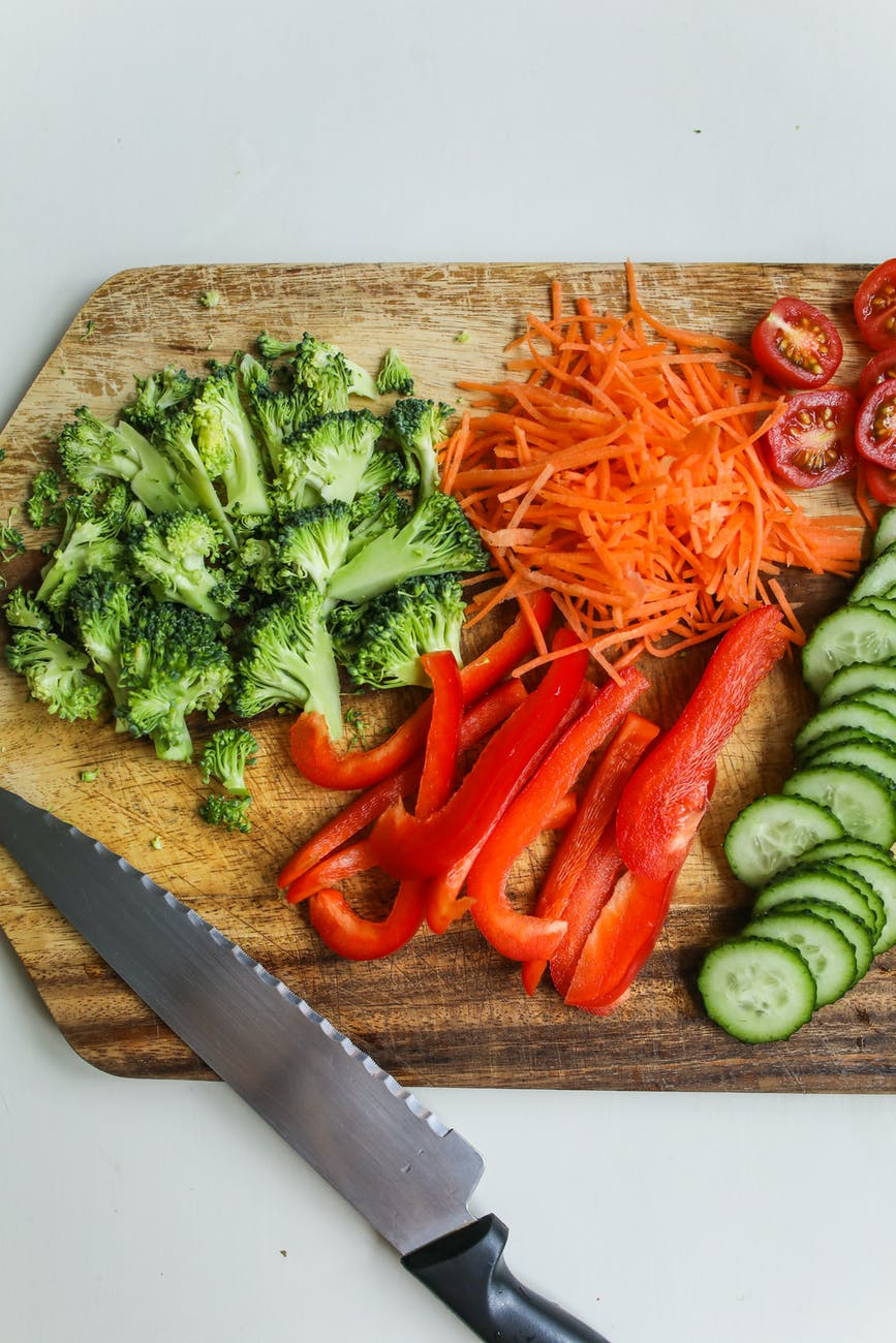 Avoid wasting fruits and veggies!